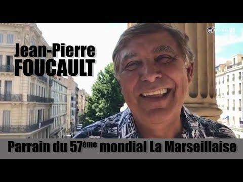 Rencontre avec Jean Pierre FOUCAULT