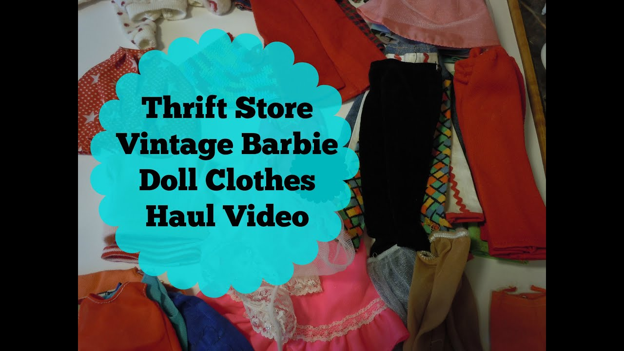 How To Find Thrift Store Clothes