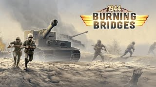 Let's play 1944 Burning Bridges - first mission of Allied Campaign screenshot 3