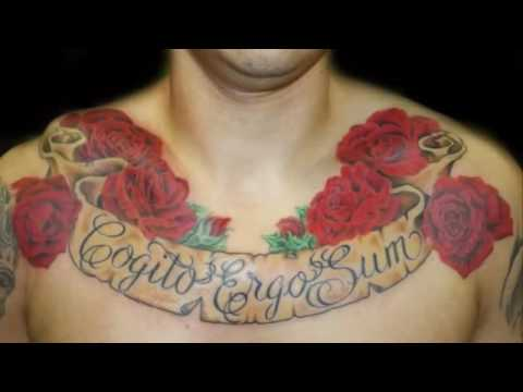 Best Chest Tattoos for Boys and Girls