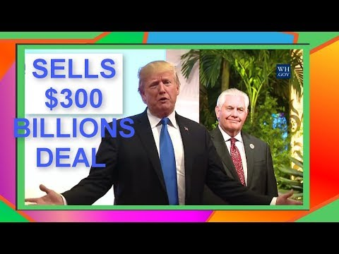 Trump sells $300 billion deal in Asia Trip | Review Current World News