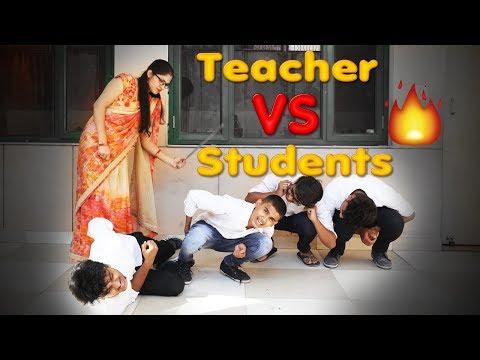 Teacher Vs Students   Funny    Molad$  
