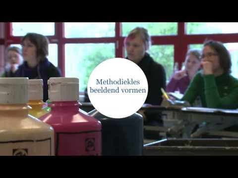 Creatieve Therapie Stenden Hogeschool