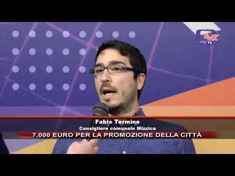 7000 EURO PER LA PROMOZIONE DELLA CITTA'