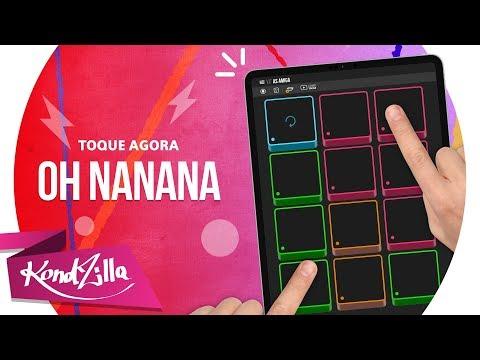 Bonde R300 - Oh Nanana   KondZilla SUPER PADS  - KIT AS AMIGA
