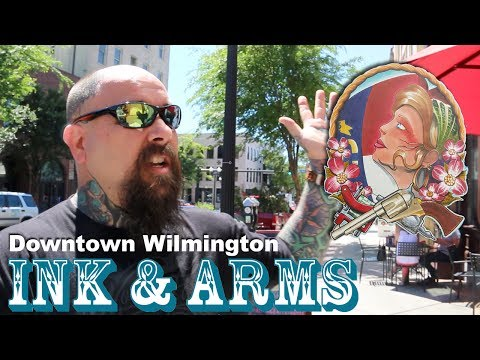 Downtown Wilmington: Ink & Arms 2017