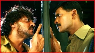 Video Satyam Tamil Movie - Vishal confronts Upendra download MP3, 3GP, MP4, WEBM, AVI, FLV Desember 2017