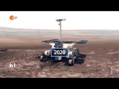Die europäische Marsmission - heuteplus | ZDF