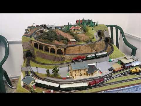 Modellbahnausstellung in Köthen