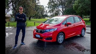 So Great, Unless You're Tall - 2018 Honda Fit / Honda Jazz Review | AutoReview