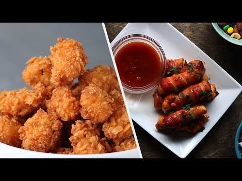 9 Snacks To Make For Your Next Party • Tasty