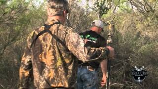 Daytime Hog Hunt with Chris at the 4 Amigos Ranch