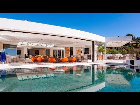 Extremely Luxurious Modern Mansion in Beverly Hills, CA, USA