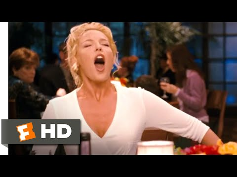 The Ugly Truth (2009) - Vibrating Panties Scene (6/10) | Movieclips