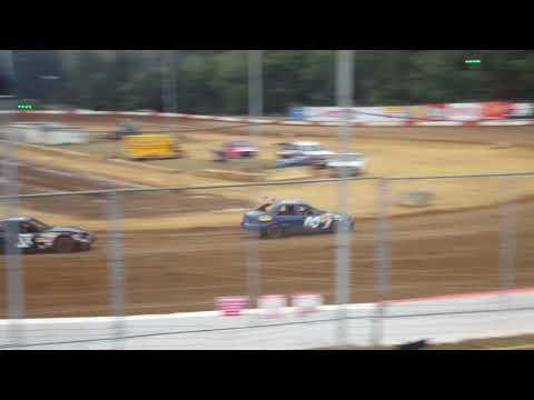 Hornet heat race 8/31/19 coos bay speedway