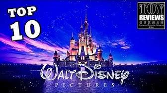 Meine Top 10 Disneyfilme | German (Deutsch)