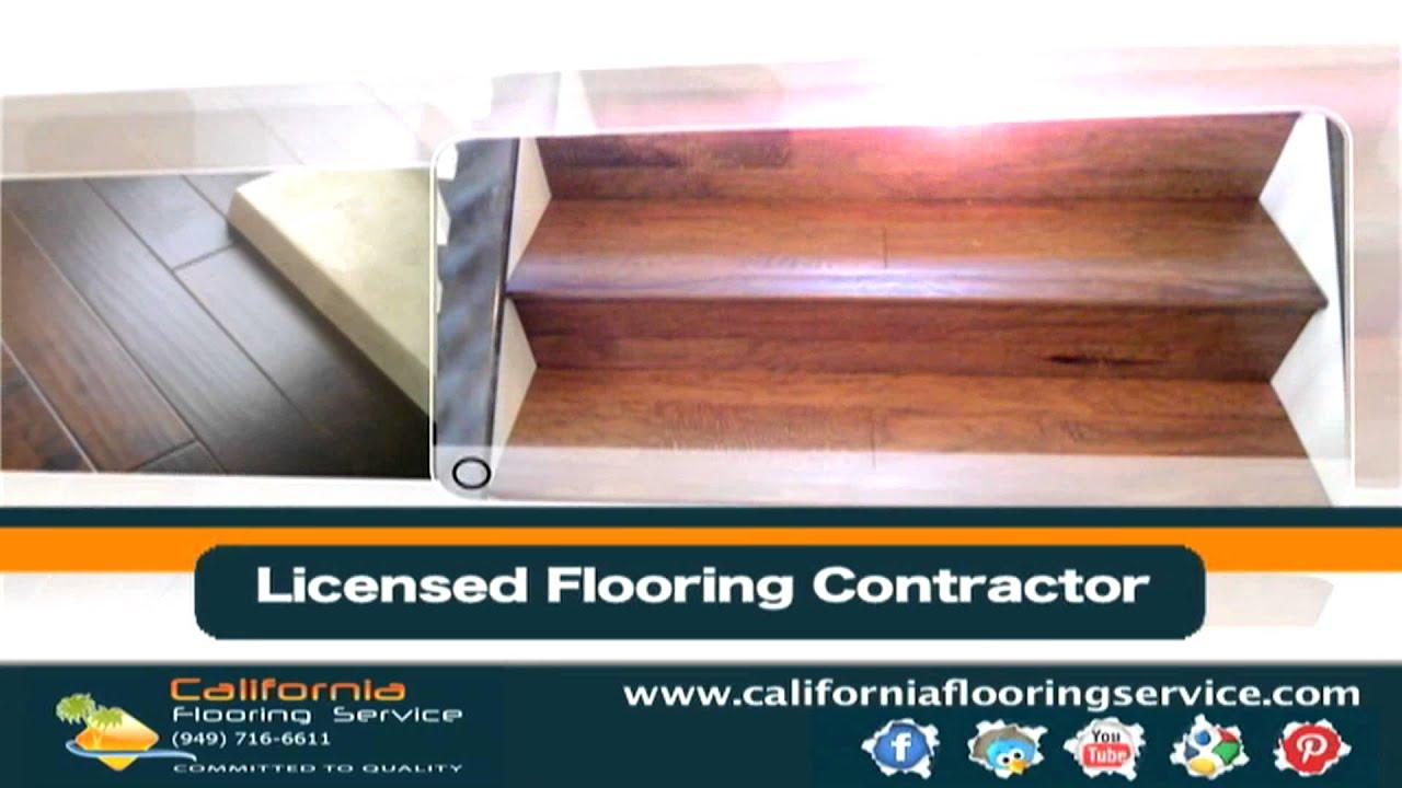 Best Flooring Contractor In Orange County 949 716 6611
