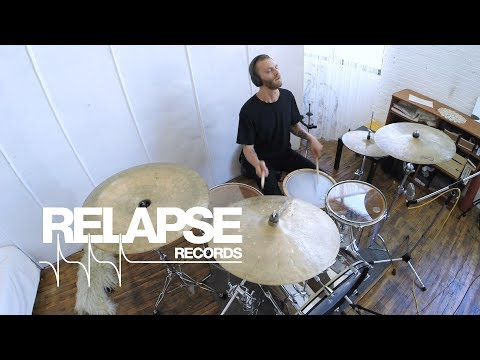 "EX EYE - ""Opposition/Perihelion; The Coil"" (Greg Fox Live Drum Playthrough)"