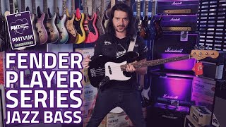 new 2018 fender player series jazz bass all new fender mexican guitars