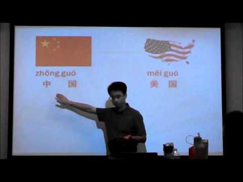 Shuai Li, Ph.D - Communicative Language Teaching Demo