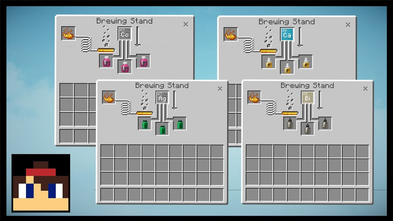 ✔ Minecraft PE: How To Make New Secret Potions  No Mods Or Addons!
