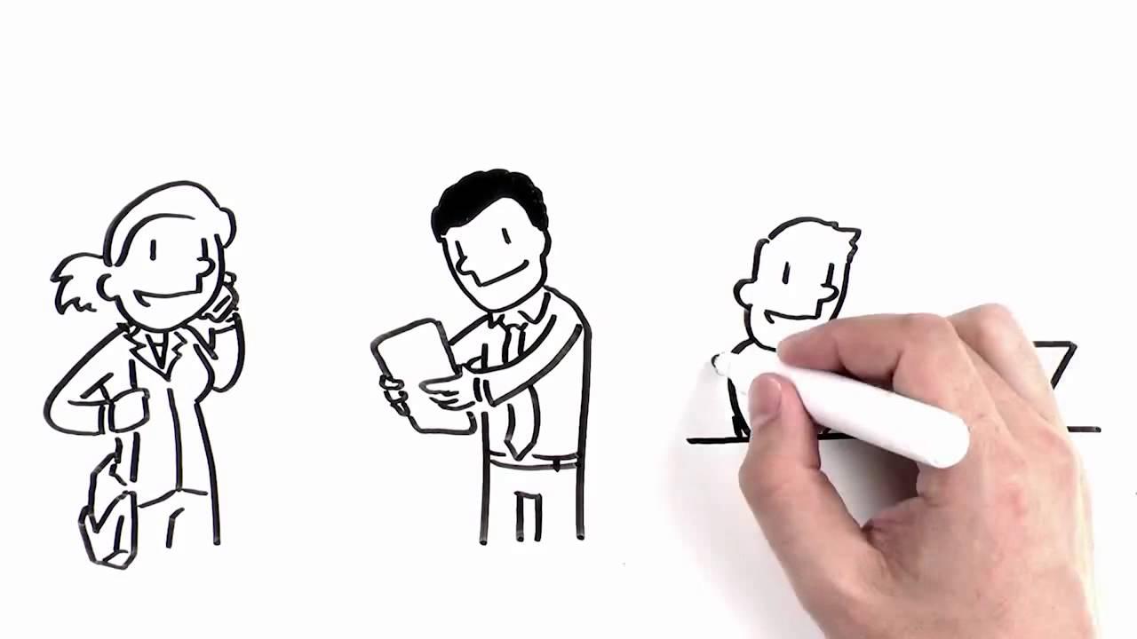 Polycom - Virtual Meeting Room Sketch - YouTube