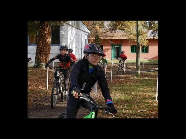 Cyclocross de Pau -  Domaine de Sers 2017 -  La touche Jeunesse