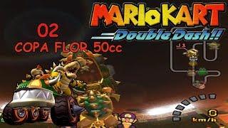 Mario Kart Double Dash EP. 02 - Alguien me explica Qué pasó aquí??