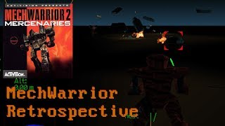 MechWarrior Retrospective Part 4 - MechWarrior 2: Mercenaries (1996)