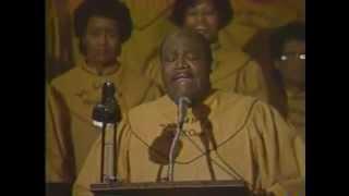 Detroit Gospel Music, with St. James Missionary Baptist Church & Rev. Rev. Charles H. Nicks, Jr.