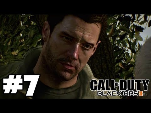 Call of Duty: Black Ops II - Campaign Walkthrough (Part 7) - Mission: SUFFER WITH ME