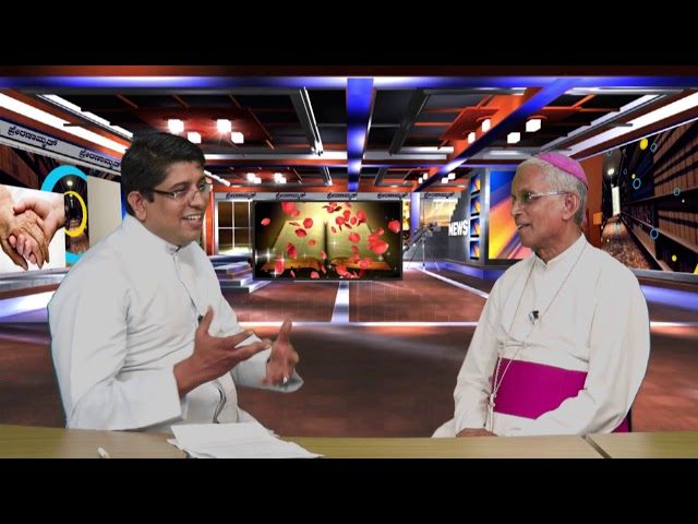 Most Rev. Dr Robert Miranda Bishope of gulbarga, Preranamrith