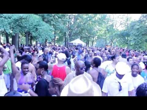 Soul Summit at Fort Greene Park 2013