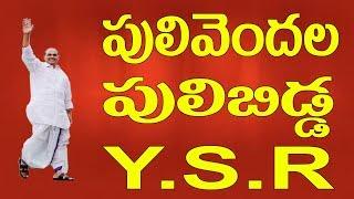 Gambar cover Pulivendula Pulibidda Y.S.Rajasekhara Reddy | Special YSR Song | Y.S.R Partey | jayasindoor