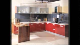 Cherry Wood Kitchen Cabinet Ideas, Dark Kitchen Cabinets With Wood Floors