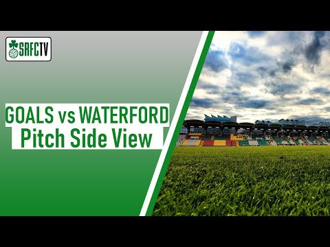 Pitch side View | Goals v Waterford | 21 August 2020