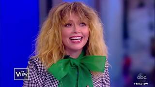 Natasha Lyonne On 'Russian Doll,' Working With Amy Poehler | The View