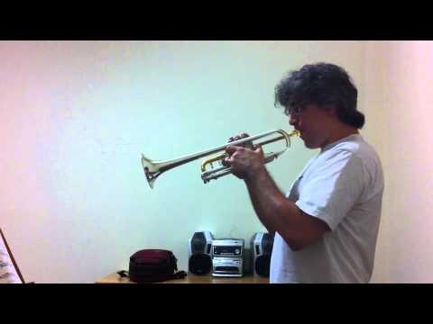 CONCONE - Lyrical Studies for trumpet - N. 22 - Allegro moderato