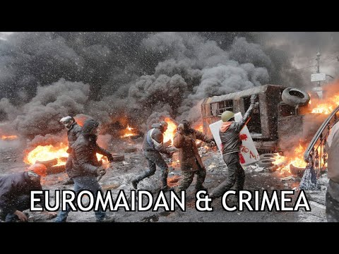 Roses Have Thorns (Part 1) Euromaidan & Crimea