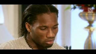 Didier Drogba - Interview At Home 2007-2008