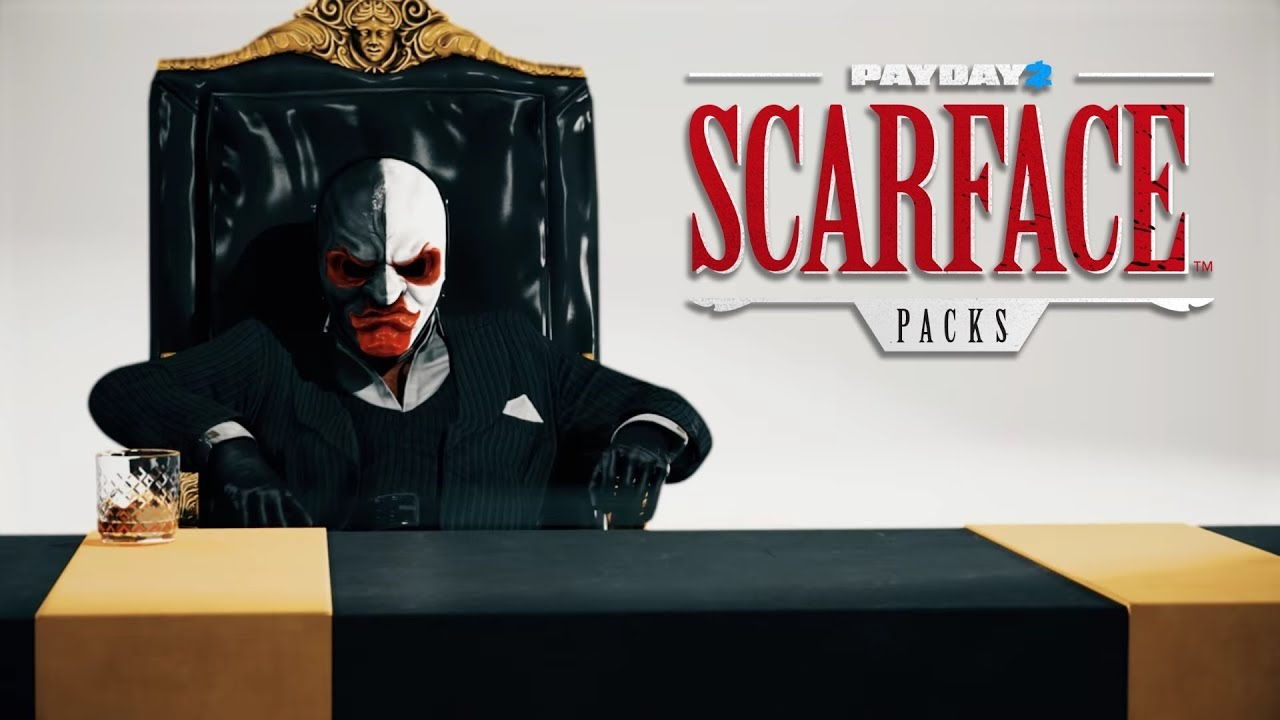 scarface payday 2 ps4