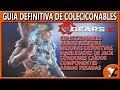 Gears 5: Guía de Coleccionables, Armas Reliquia, Mejoras Definitivas, Componentes, Armas Pesadas...