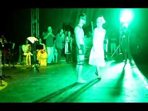 EcoFest ISTANBUL 2012 - Yeşile Dönüş Projesi ve Organic Orchestra