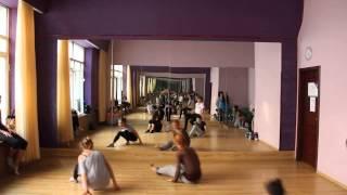 Открытый урок по CONTEMPORARY DANCE в студии танца DanceAura