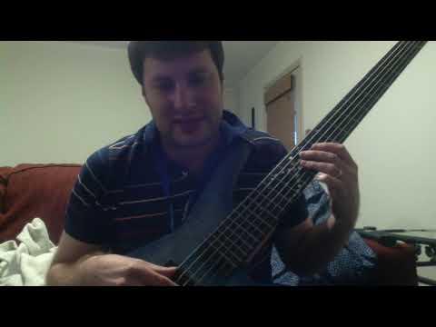 Arkansas All-State Jazz Bass - Etude #3 Rock