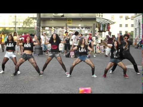 Dança de Rua  no Centro de São Paulo