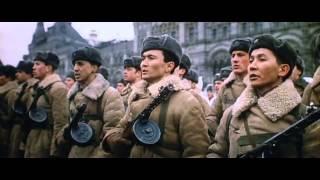 Речь И.В.Сталина.  Военный Парад в Москве, 7 ноября 1941 г.