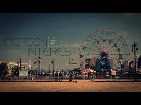 Person of Interest Timeline