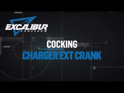 Charger EXT: How-To Cock using the Charger EXT crank