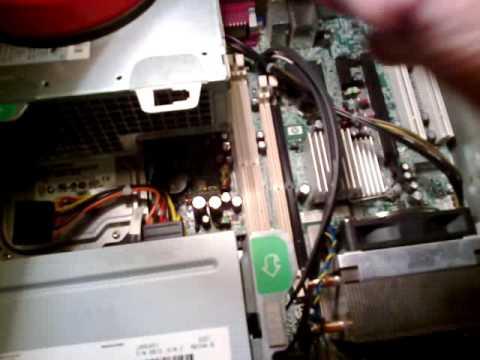 HP COMPAQ DC7700 HECI DRIVER UPDATE